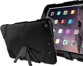 Heavy Duty Case Apple iPad (2018) / (2017) - Zwart