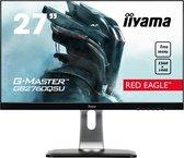 Iiyama G-Master GB2760QSU-B1 - WQHD Gaming Monitor - 144hz - 27 inch