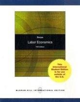 Boek cover Labor Economics van George Borjas