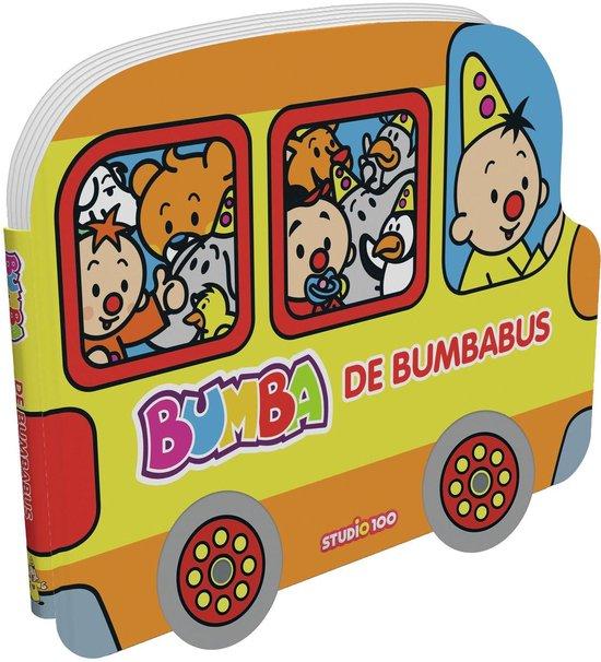 Boek cover Bumba  -   De Bumbabus van Onbekend (Hardcover)
