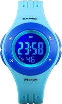 Digitaal Kinderhorloge - Multifunctioneel Horloge - Blauw