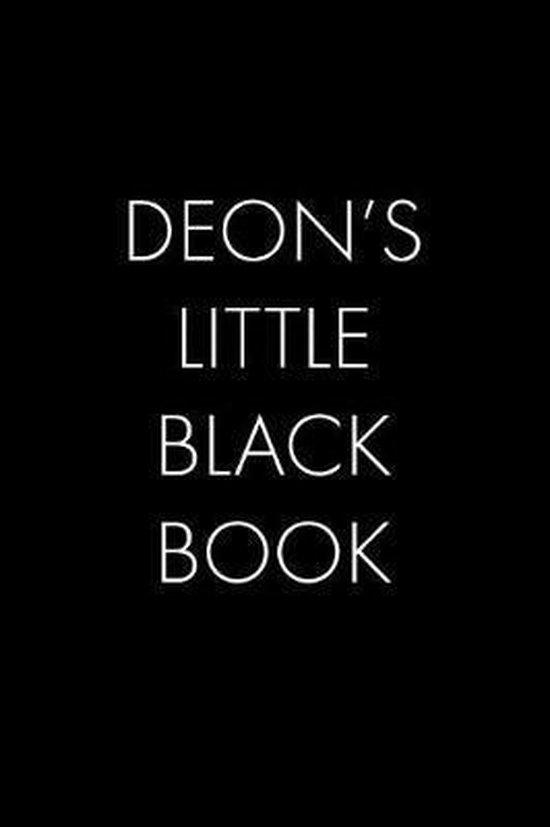 Deon's Little Black Book