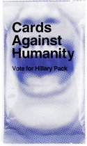 Cards against Humanity Vote for Hillary Pack