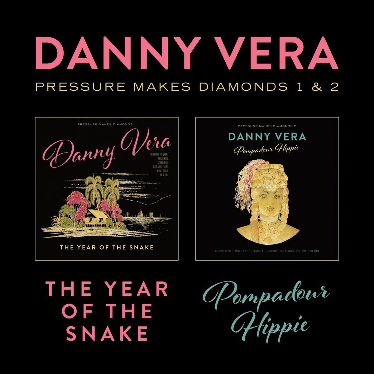 bol.com   Pressure Makes Diamonds 1 & 2, Danny Vera   CD (album ...