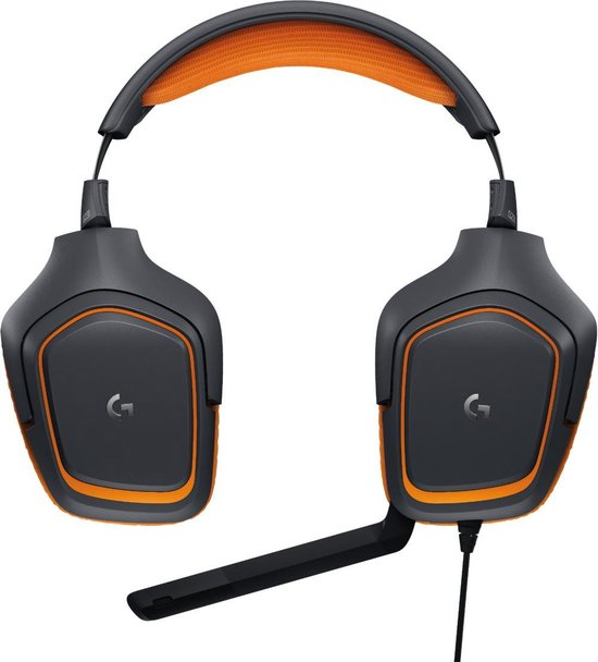 Logitech G231 - Prodigy Gaming Headset - PS4