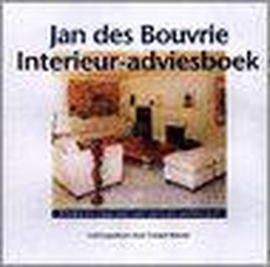 Jan des Bouvrie interieur-adviesboek - Gerard Wessel pdf epub