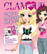 Glamour Girl - T-shirts ontwerpen doe je zo!