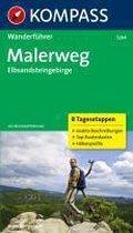WF5264 Malerweg, Elbsandsteingebedrgte Kompass