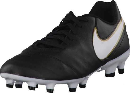| Nike TIEMPO GENIO II LEATHER FG, Kleur: Zwart