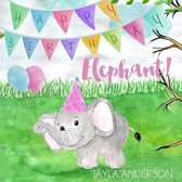 Happy Birthday Elephant!