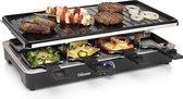 Tristar RA-2722 Raclette – Voor 8 personen – Grill- en bakplaat