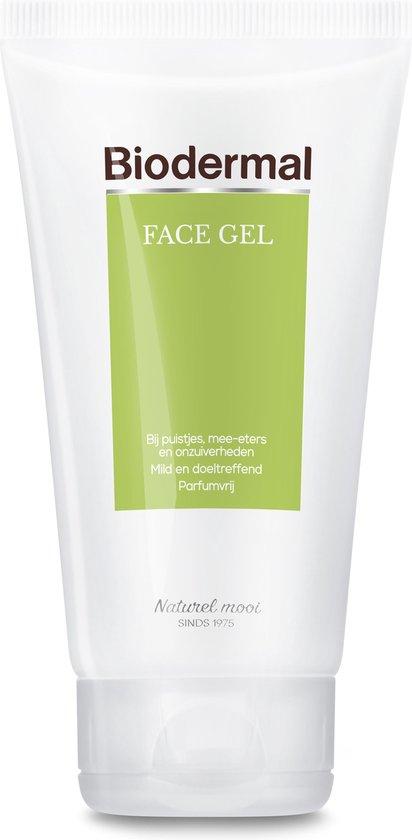 Biodermal Face gel diepreinigend