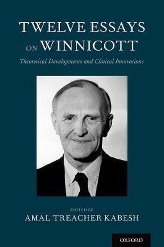 Boek cover Twelve Essays on Winnicott van Treacher Kabesh, Amal (Hardcover)