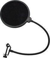 Áengus Universele popfilter voor studio microfoons