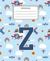 Composition Book Z