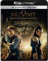 The Mummy 3: Tomb Of The Dragon Emperor (2008) (4K Ultra HD Blu-ray)