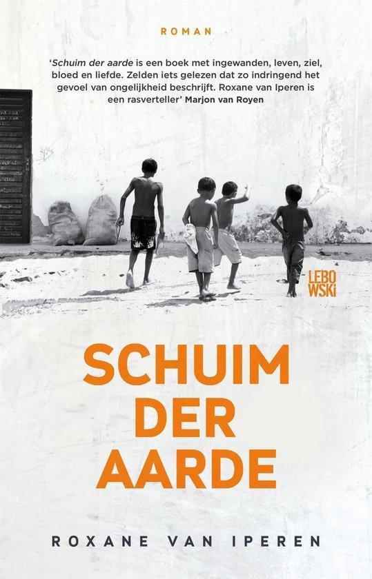 Boek cover Schuim der aarde van R.G.J. van Iperen (Onbekend)