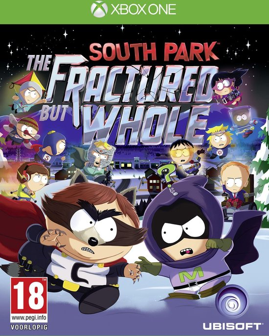 South Park: The Fractured But Whole - Xbox One - Ubisoft