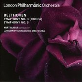 London Philharmonic Orchestra Kurt - Beethoven Symphonies Nos. 3 & 5