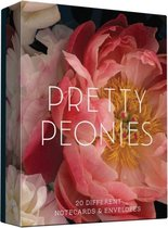 Pretty Peonies : 20 Different Notecards and Envelopes