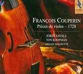 Pieces De Violes - 1728