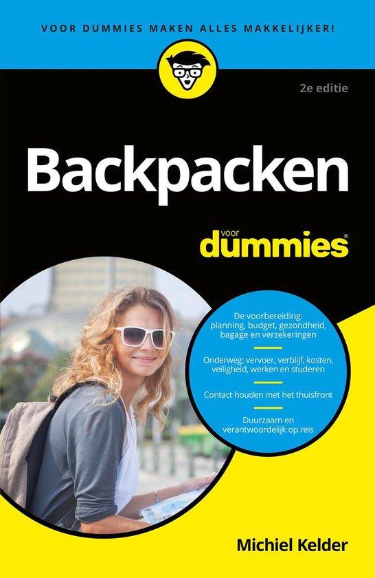 Voor Dummies - Backpacken voor Dummies 2 - Michiel Kelder |