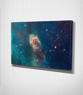 Nebula Canvas | 80x120 cm