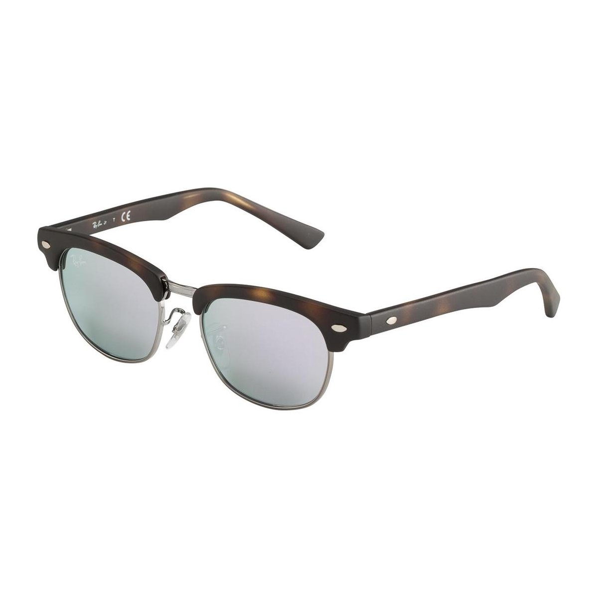 Ray-Ban Clubmaster RJ9050S - Zonnebril - Paars - 45 mm - Ray-Ban