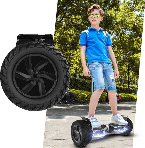 Evercross Challenger Basic 2019 - Hoverboard - Camouflage