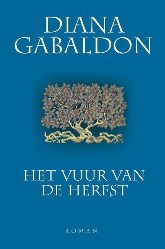 Reiziger 4 - Het vuur van de herfst - Diana Gabaldon   Fthsonline.com