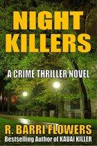 Omslag Night Killers: A Crime Thriller Novel
