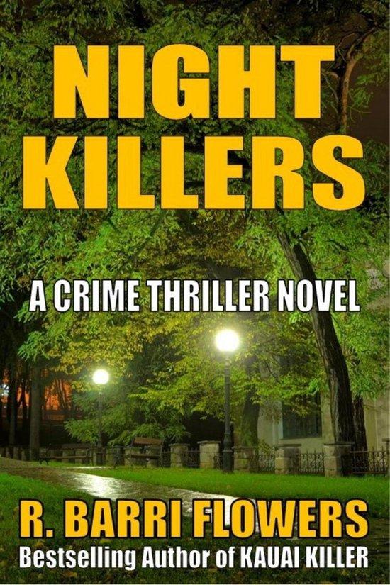 Omslag van Night Killers: A Crime Thriller Novel