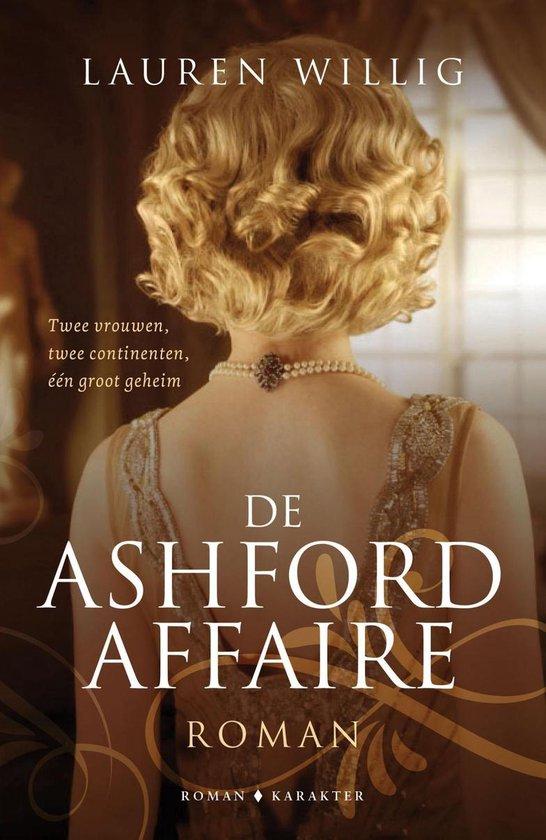 De Ashford-affaire - Lauren Willig |