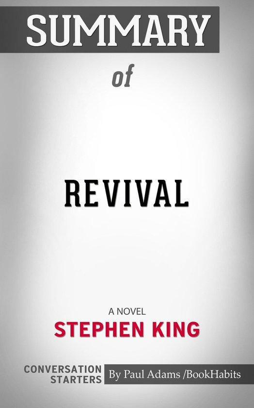 Boek cover Summary of Revival van Paul Adams