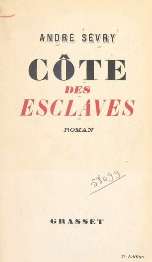 Côte des esclaves