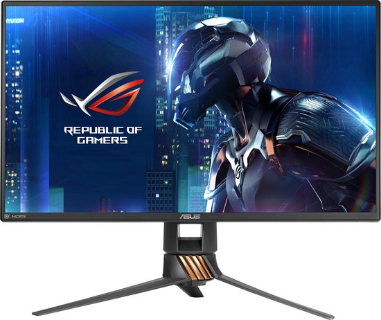 ASUS ROG Swift PG258Q - Full HD Gaming Monitor - Gaming monitor met 1ms en 240hz