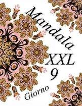 Mandala Giorno XXL 9