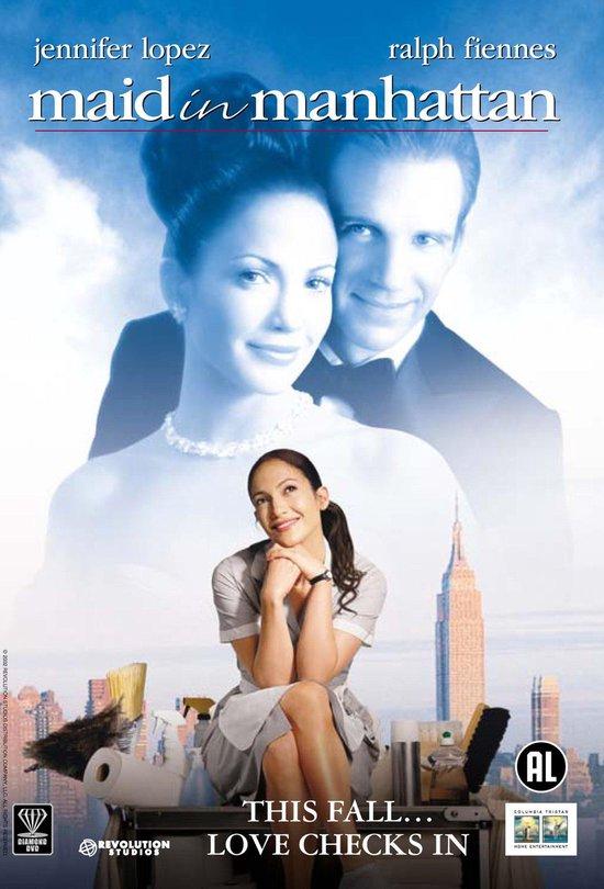 Cover van de film 'Maid In Manhattan'