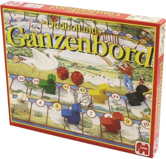 Oud hollands Ganzenbord - Bordspel