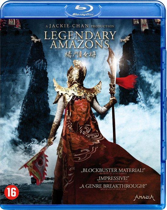 Cover van de film 'Legendary Amazons'