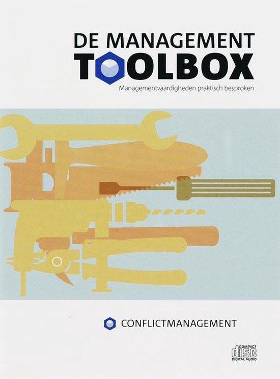 Cover van het boek 'De Management Toolbox / Conflictmanagement' van Ronald Buitenhuis en M. van Zanten