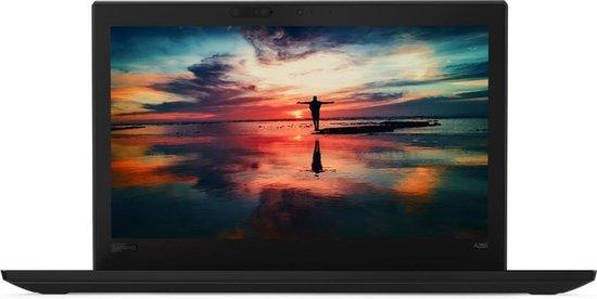 Lenovo ThinkPad A285 Zwart Notebook 31,8 cm (12.5'') 1920 x 1080 Pixels...