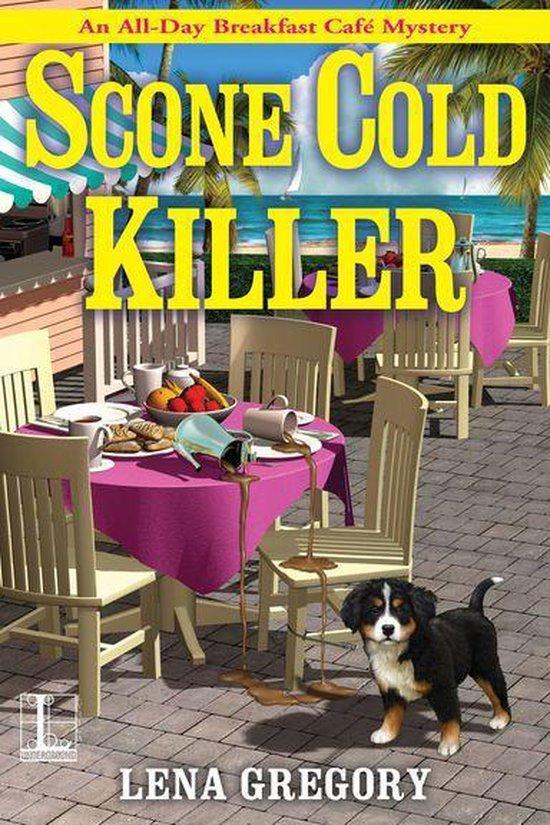 Omslag van Scone Cold Killer