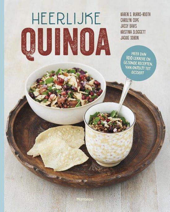 Heerlijke quinoa - none |