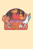 Unicorn and Flamingo