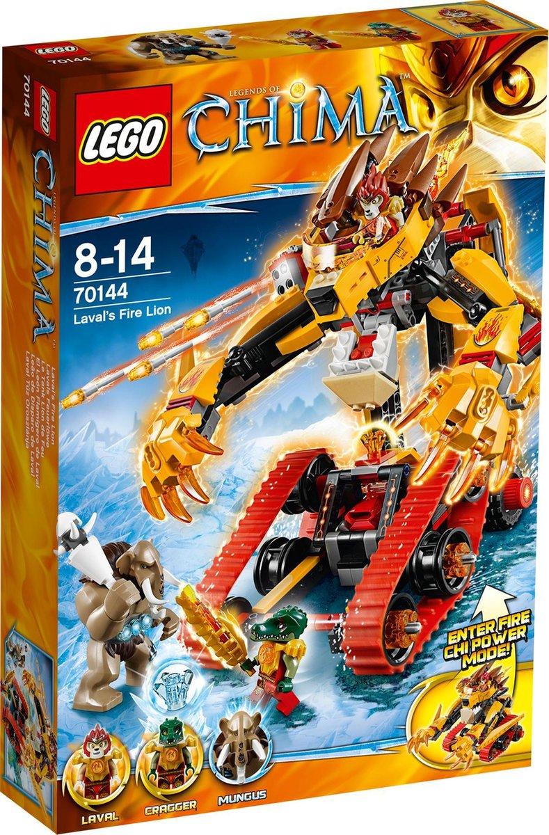 LEGO Chima Lavals Vuurleeuw - 70144