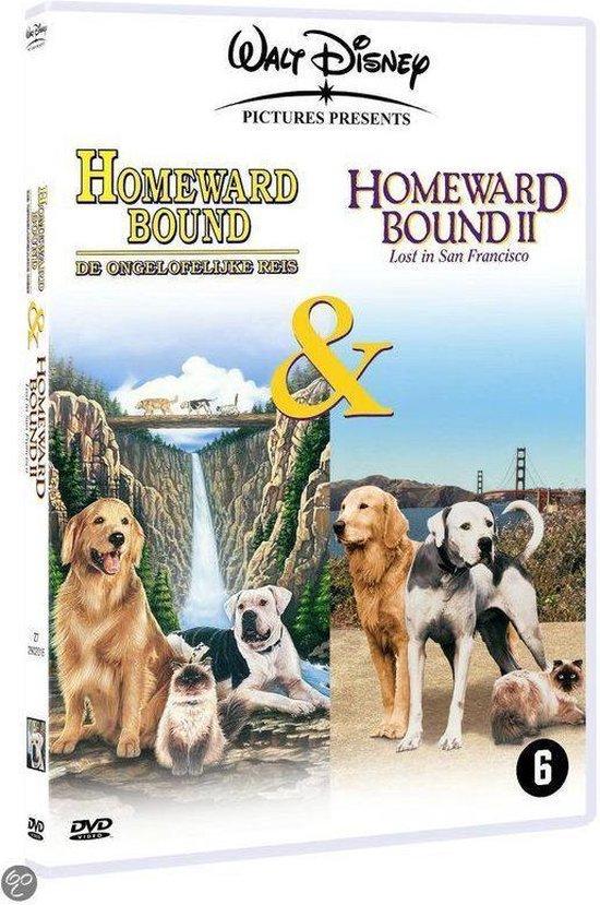 Homeward Bound - De Ongelofelijke Reis 1 & 2