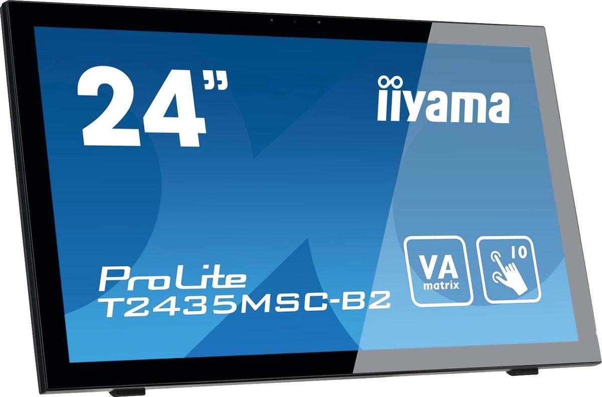 Iiyama ProLite T2435MSC-B2 – Touch Full HD Monitor