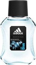 Adidas Ice Dive Man 50 ml - Eau de Toilette - Herenparfum