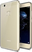 Huawei P10 Lite Transparant TPU siliconen case smartphone hoesje